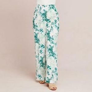 Anthropologie x Ett:twa Christina Wide Leg Pants